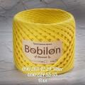 Пряжа Bobilon (Бобилон) MEDIUM    7-9 мм жёлтый 04