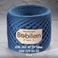 Пряжа Bobilon (Бобилон) MEDIUM    7-9 мм Индиго 051