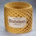 Пряжа Bobilon (Бобилон) MEDIUM    7-9 мм горчица