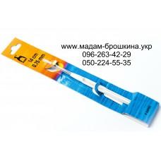Крючок металлический с пластмассовой ручкой, артикул 58902