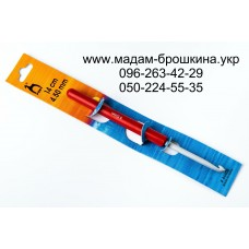 Крючок алюминиевый с тефлоновым покрытием и пластмассовой ручкой, артикул 46606