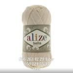 Пряжа Alize Bella цвет молочный 1