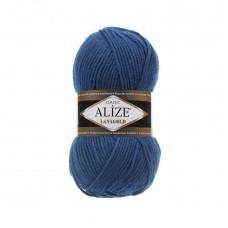 Пряжа смесовая Alize Lanagold, цвет камень, артикул 155