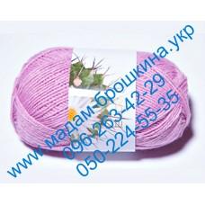 Пряжа Акрил №10, цвет рашель, артикул 97012