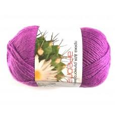 Пряжа Акрил №12, цвет лилия, артикул 12