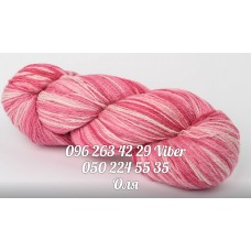 Пряжа Artistic (Артистик), цвет розовый, артикул 097