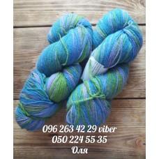 Пряжа Artistic (Артистик), цвет сиреневый, артикул 089
