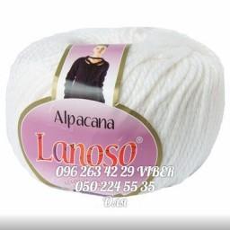Пряжа Lanoso Alpacana