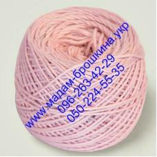 Украинская акриловая пряжа Светло-розового цвета