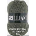 Пряжа Vita Brilliant (Бриллиант), цвет бутылочный (№4984)