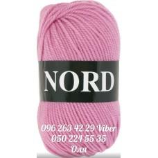 Пряжа Vita Nord (Норд), цвет розово-сиреневый, артикул 4772