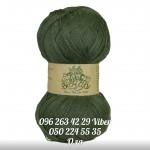 Ethno-Cotton 1200 хаки (№027)