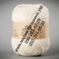 Пряжа полушерсть с ангорой  ТМ Vivchari Semi-Wool, цвет строгий (№301)
